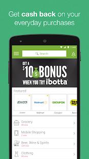 Ibotta: Cash Savings & Coupons APK Descargar