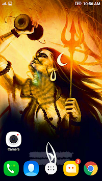 Lord Shiva HD Live Wallpaper 2017 : Mahakal Status APK screenshot thumbnail 4