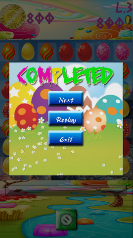 android Candy Egg Saga Screenshot 4