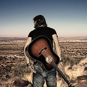 Lone Ranger by Jackson Visser - Landscapes Travel ( pwcpaths )