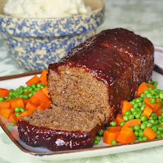 Meatloaf with Sweet Onion Glaze