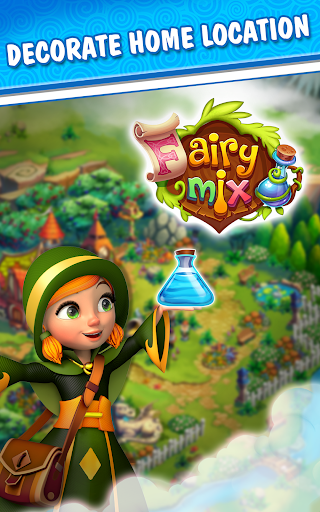 Fairy Mix - screenshot