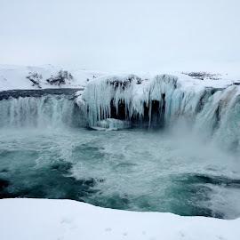 by Guðrún Guðmundsdóttir - Landscapes Mountains & Hills