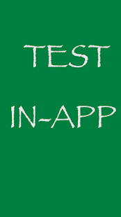 InAppTest - screenshot