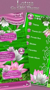 How to get Lotus Go SMS Pro Theme 1 mod apk for laptop