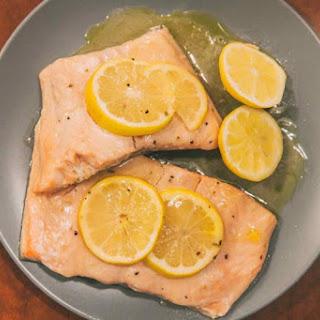 The Easiest Baked Salmon Ever