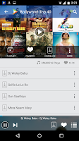 Screenshot of Hungama Music - Songs & Videos