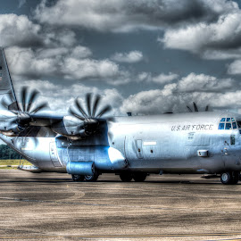 Ready by Brian Box - Transportation Airplanes ( air force, airplanes, airplane, aircraft, air show, airshow )