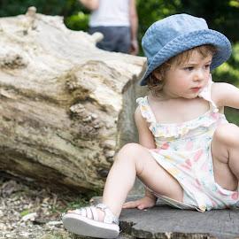 Chillin' by Matt Lampey - Babies & Children Children Candids