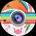 Candy 360 Selfie Camera APK for Bluestacks