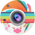 Candy 360 Selfie Camera APK