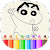 Shinchan Coloring Game file APK for Gaming PC/PS3/PS4 Smart TV