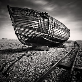 Dungeness by Jeremy Farrance - Landscapes Travel