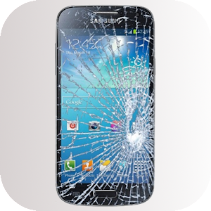 Phone Glass Crash Broken Joke
