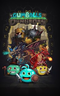 Download Android Game Gumballs & Dungeons(G&D) for Samsung