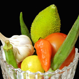 Veg bowl by SANGEETA MENA  - Food & Drink Fruits & Vegetables