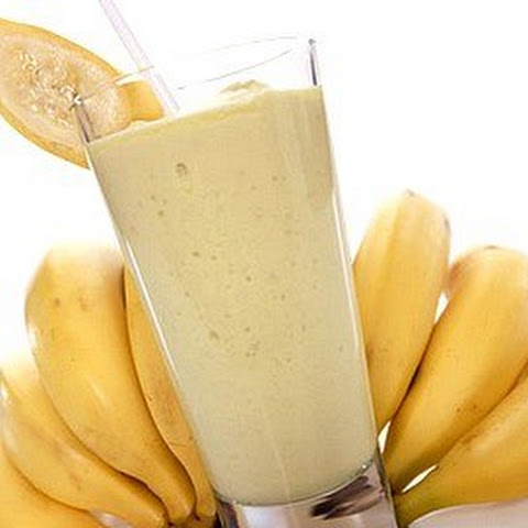 1. Smoothies with oatmeal and a banana