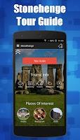 Screenshot of Stonehenge England Tour Guide