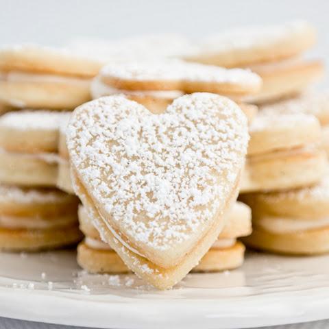 Vanilla Buttercream Sandwich Cookie Recipes | Yummly