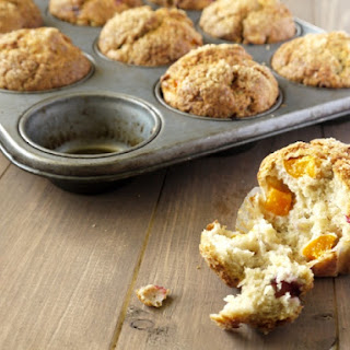 Coconut Apricot Muffins Recipes