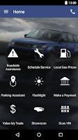 Screenshot of Land Rover Palm Beach