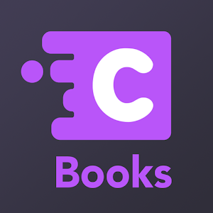 Cstream Books Icon