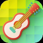 赤ちゃん用音楽玩具 :子供向けの曲付きギター