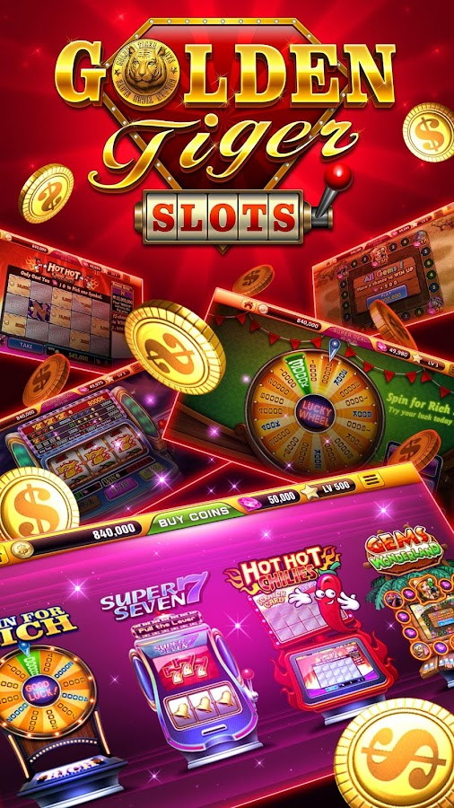 Golden Tiger Slots- free vegas Screenshot 7
