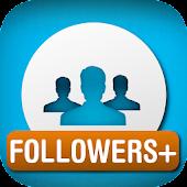 Followers+ for Twitter APK for Ubuntu