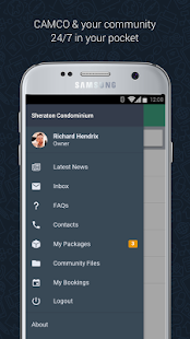 CAMCO Link 2.0 - screenshot