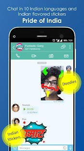 App JioChat: Free Video Call & SMS APK for Windows Phone