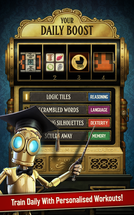 A Clockwork Brain Training Screenshot 14