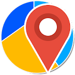 GPS Tracker & Navigation Icon