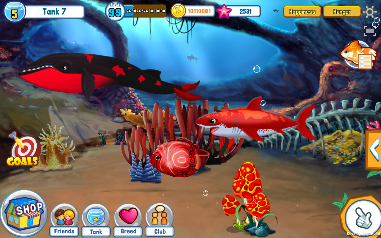 Fish Adventure Seasons Screenshot 17