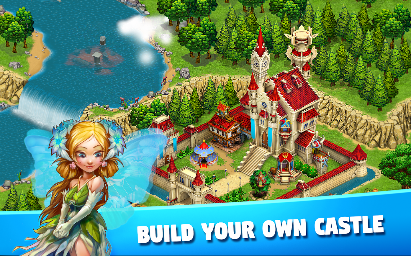 Fairy Kingdom: World of Magic Screenshot 4