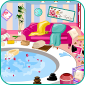 Game Clean up spa salon APK for Kindle