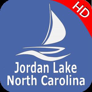Jordan Lake - North Carolina Offline GPS Chart For PC / Windows 7/8/10 / Mac – Free Download
