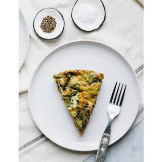 Asparagus Egg Frittata Recipes