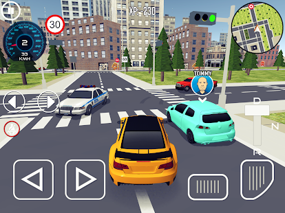 Free Driving School 3D APK for Windows 8