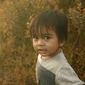 Untitled by Azmil Omar - Babies & Children Child Portraits