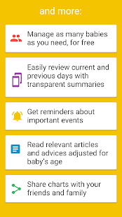 App Baby Manager - Breastfeeding APK for Kindle