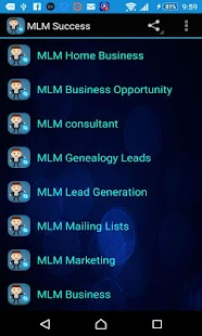 MLM Success Course - screenshot