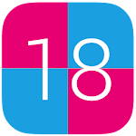 Get 18! - Math Puzzle Game Icon