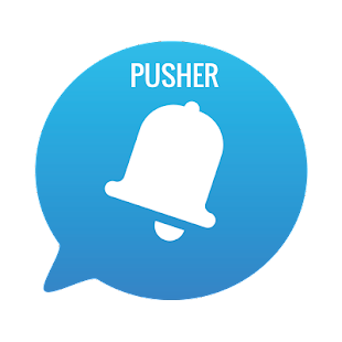 Pusher: Personal notifications - screenshot