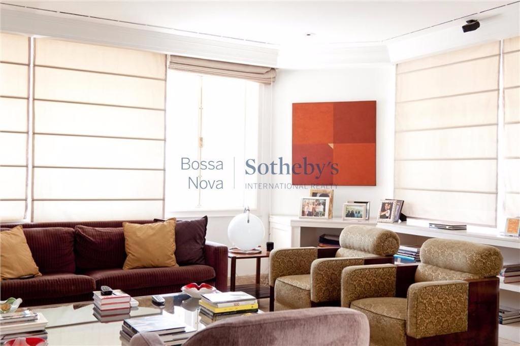 Cobertura de 5 dormitórios à venda em Higienópolis, São Paulo - SP