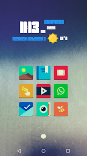 Tenex - Icon Pack- screenshot thumbnail