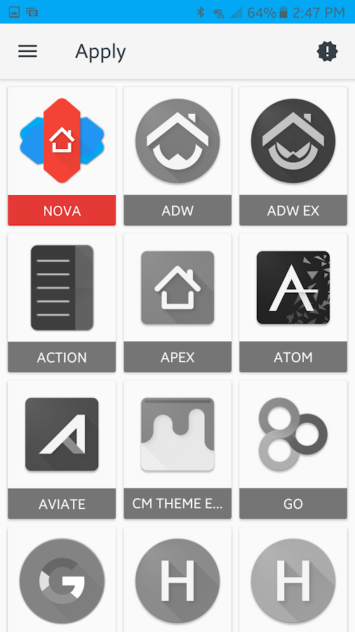FAUX Icon Pack Screenshot 3