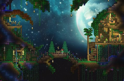 Trick for Terraria - screenshot