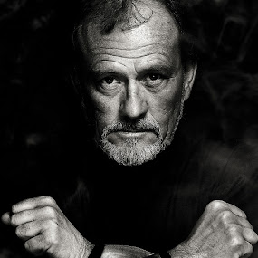by Nick Moore - People Portraits of Men ( senior citizen )