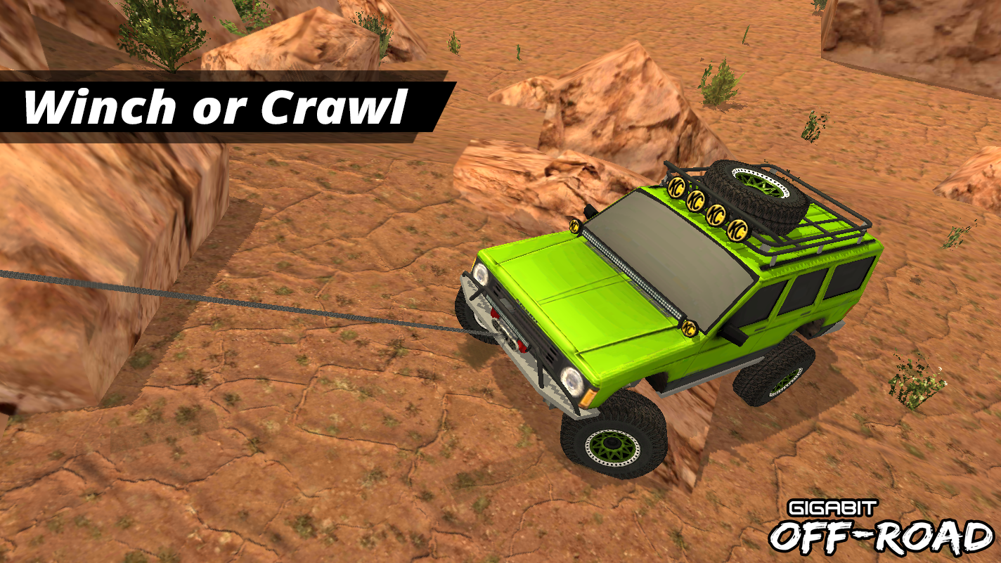 Gigabit Off-Road Screenshot 5